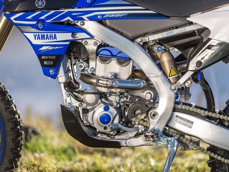 YAMAHA - WR250F